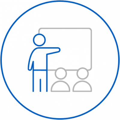 icon client education